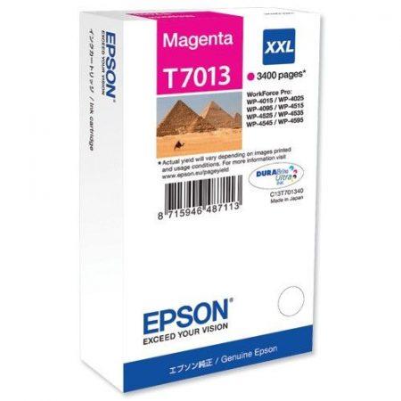 Patron Epson T701340 magenta 3.4K