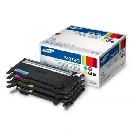 Toner Samsung CLT-P4072C Value Pack (CMYK)