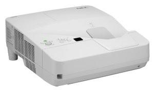 NEC UM330W LCD WXGA ultrashort projektor