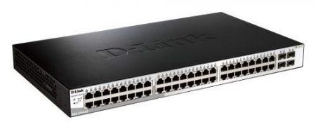D-Link DGS-1210-52 48 port Gigabit + 4 port SFP