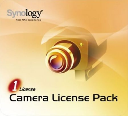 Synology Camera License Pack 1