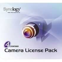 Synology Camera License Pack 4