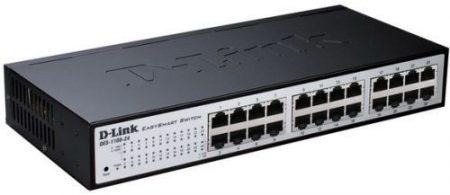 D-Link 24 port DES-1100-24 Switch