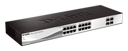 D-Link 16 port DGS-1210-20 Switch