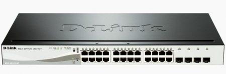 D-Link 24 port DGS-1210-24P Switch