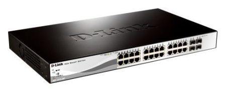 D-Link 24 port DGS-1210-28P Switch
