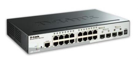 D-Link 20 port DGS-1510-20 Switch