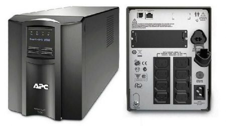 UPS APC Smart-UPS C 1500VA SMC1500IC