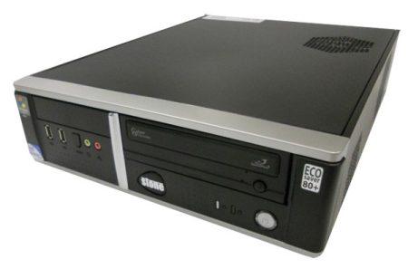 Használt PC Stone DG41WV E5300/DVDRW/táp SFF