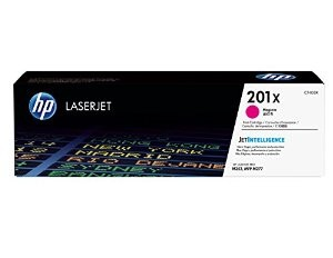 HP Toner 201X CF403X 2,8k Magenta