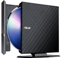 DVW Asus SDRW-08D2S-U Lite fekete külső DVD-író