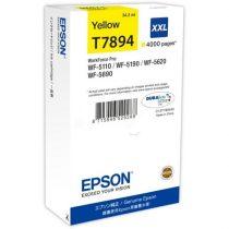 Patron Epson T7894 Yellow 4K
