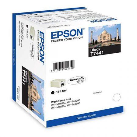 Patron Epson T7441 Tinta fekete 181,1ml 10000 old.