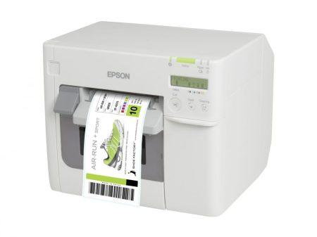 Epson TM-C3500 Címkenyomtató