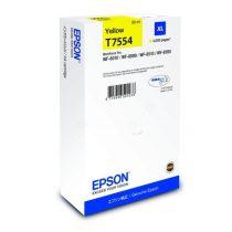 Epson T7554 XL Yellow patron