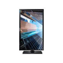 "Samsung S24E650BW 24"" PLS LED monitor (D-Sub, DVI,"