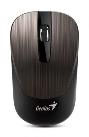 Genius Wireless egér NX-7015 Chocolate USB