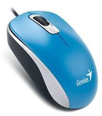 Genius egér DX-110 Kék USB