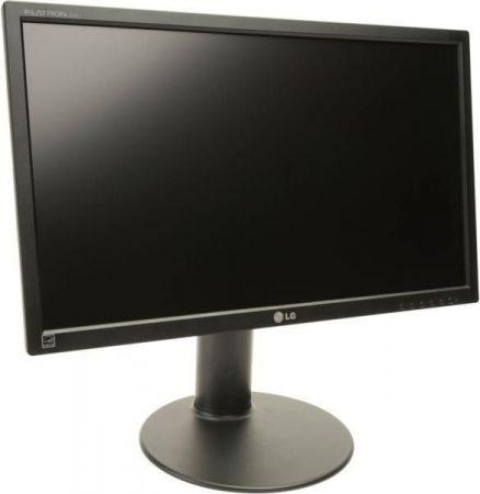 "Használt Monitor LG E2411 24"" FullHD fekete"