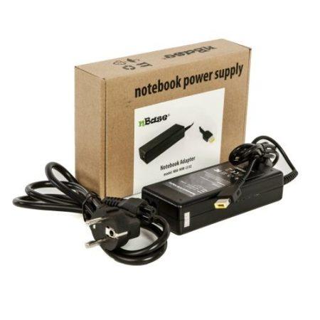 NBase NBA-90W-LE02 Lenovo notebook töltő+kábel