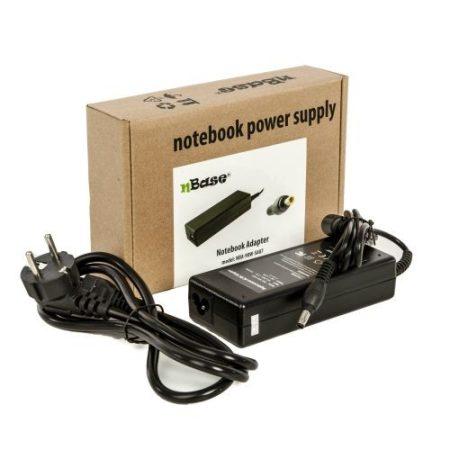 NBase NBA-90W-SA87 Samsung notebook töltő+kábel
