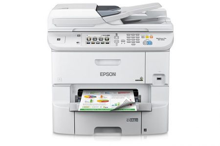 Epson Workforce Pro WF-6590DWF multi nyomtató  (3 év garancia)