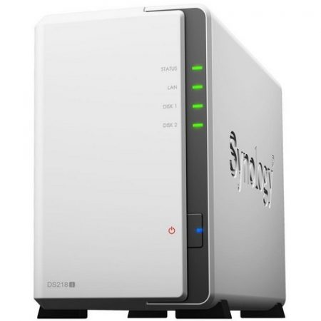 NAS Synology DS218j (2 HDD )