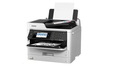 Epson Workforce Pro WF-M5799DWF MFP mono multinyomtató