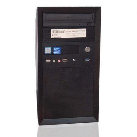 Használt PC ASUS H97M i3-4160/4GB/120SSD/DVD