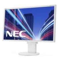 """Használt Monitor NEC EA244WMi fehér 24"""" 1920x1200"""