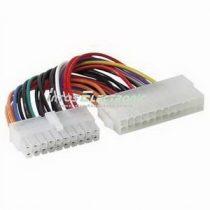 CAB Tápkábel átalakító 24-20 pin
