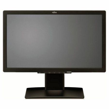 """Használt Monitor Fujitsu B24T-7 24"""" FullHD fekete (talp nélkül, fali rögzítésre)"""