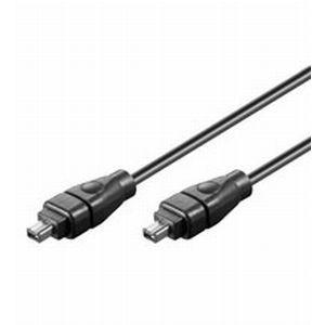 CAB Firewire kábel IEEE-1394 4/4 1.8m