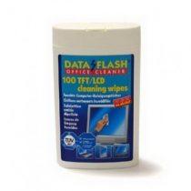 CLR DataFlash TFT/LCD/PDA antiszt. tisztítókendő