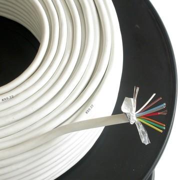 CAB UTP kábel lengő dobon 305m