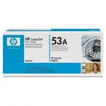 Toner HP Q7553A (LJP 2015) Black