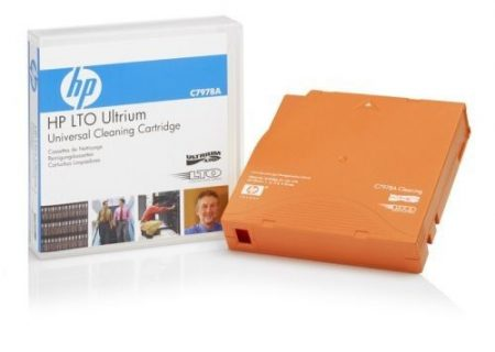 DAT HP Data cartridge LTO Universal Cleaning