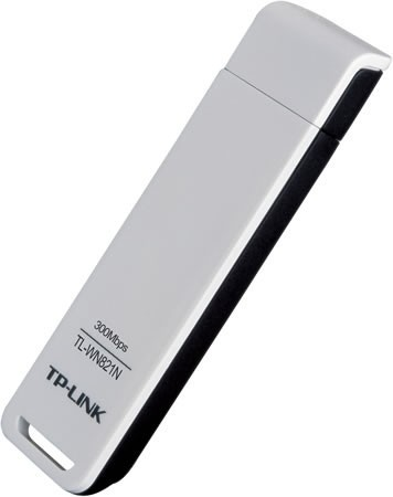 WIR TP-Link Wireless USB TL-WN821N 300MBPS