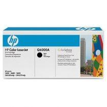 Toner HP Q6000A Fekete (CLJ 1600/2600)