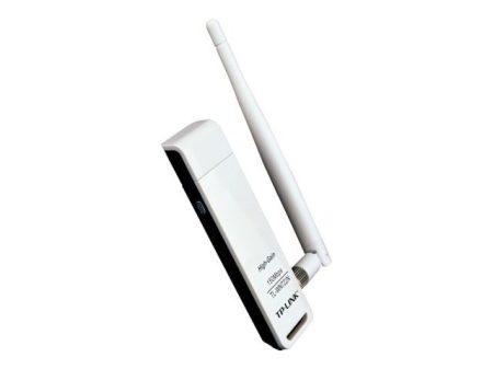 WIR TP-Link Wireless USB TL-WN722N 150M + 4dB ant.