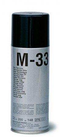 CLR M-33 kenőolaj spray
